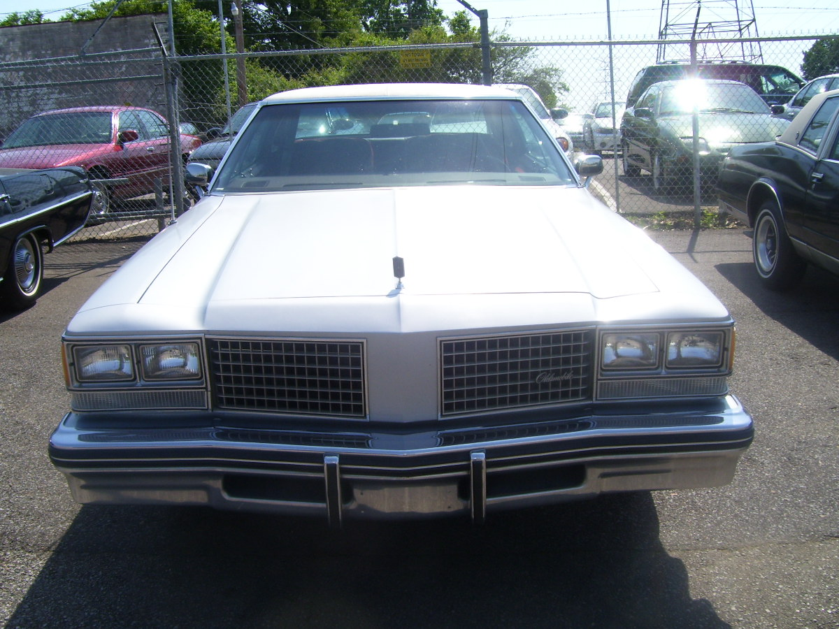 1976 Oldsmobile 98 Regancy